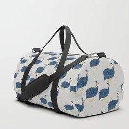 Guinea Fowl Duffle Bag