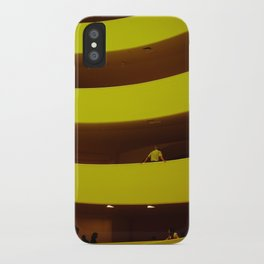 museum curves iPhone Case