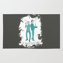 The Winchesters Are Coming - Supernatural Rug