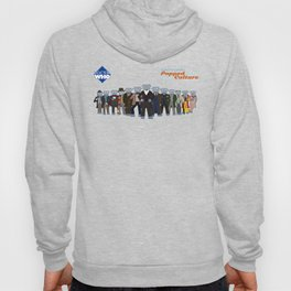 Robot of Leisure: Popped Culture – Doctor Who edition Hoody