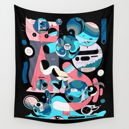 Poohhgffn Wall Tapestry