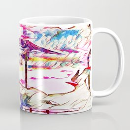 The Sin Eruption Coffee Mug