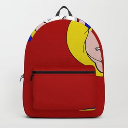 Not so friendly Backpack