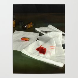 Bullet extraction Poster