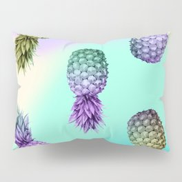 Pineapple Glow Pillow Sham