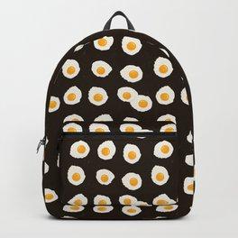 Breakfast eggs Backpack