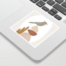 Cute Little Bird III Sticker