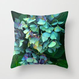 Treasure of Nature VII Throw Pillow