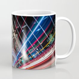 Tower Bridge Traffic Coffee Mug