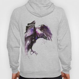 Flying raven Hoody