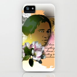 Madame CJ Walker iPhone Case