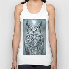 By the light of the Moon... Unisex Tank Top
