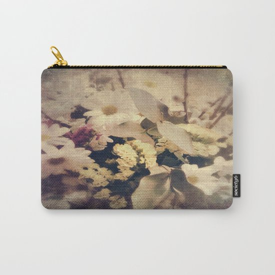 Flowers of Nostalgia Carry-All Pouch