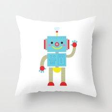 Sending Signals Throw Pillow