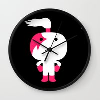 muppet Wall Clocks featuring modern muppet : idokungfoo.com by simon oxley idokungfoo.com