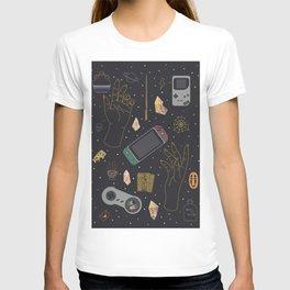 Gamer Witch Starter Kit T-shirt