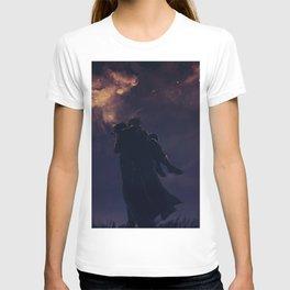 Under the Galaxies T-shirt