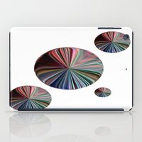 circle iPad Cases featuring circle by  Agostino Lo Coco