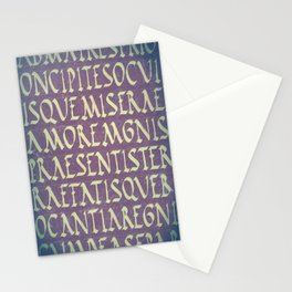 virgil Stationery Cards