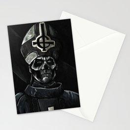Ghost // Papa Emeritus Stationery Cards