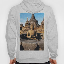 Borobudur temple Hoody