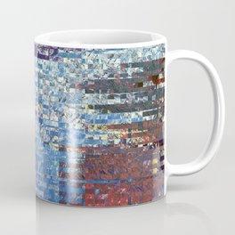 Abstract 127 Coffee Mug