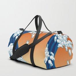 Llama Waves Duffle Bag