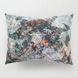 iDeal - Chaos Theory - Slate Pillow Sham