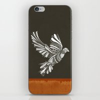 peace iPhone & iPod Skins featuring PEACE by Mathis Rekowski