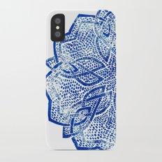 knitwork iii iPhone X Slim Case