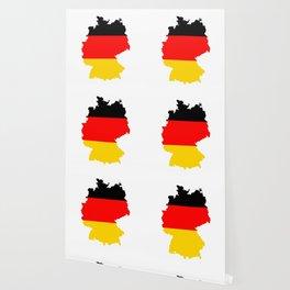 germany flag map Wallpaper