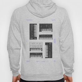 Collection : Synthetizers Hoody