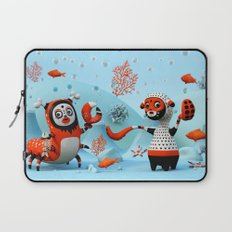 Dead Fish Laptop Sleeve
