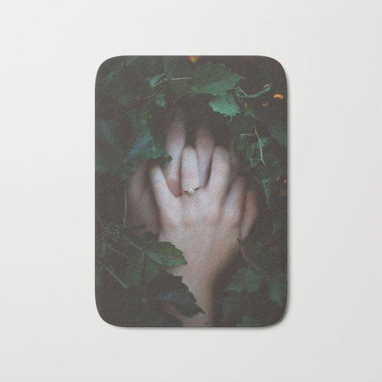 Hands Nature Bath Mat