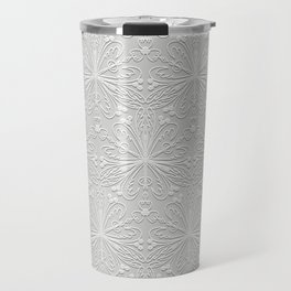 Brocade 3D Travel Mug