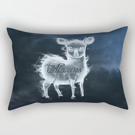 Lil' Patronus Rectangular Pillow
