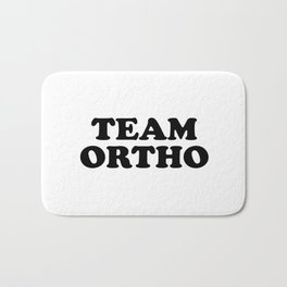 TEAM ORTHO Bath Mat
