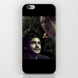 A due (II) iPhone Skin