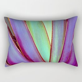 Fiesta Palm Rectangular Pillow