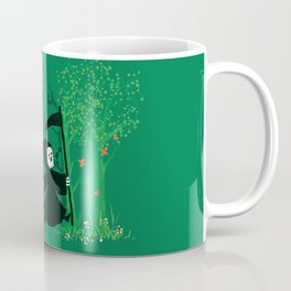 The hills WERE alive Coffee Mug
