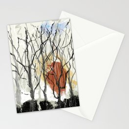 Dreams of a Dying Forest Stationery Cards