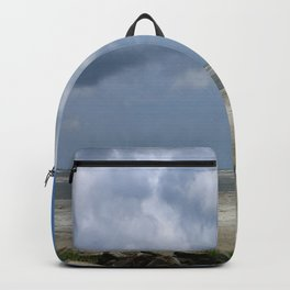Welcome To The Beach Backpack