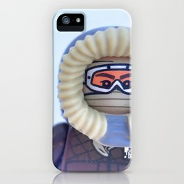Hoth Solo iPhone Case