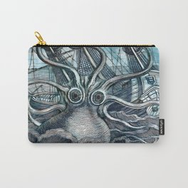 Sea Monster Carry-All Pouch