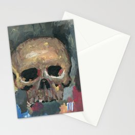SKULL_AUG2015 Stationery Cards