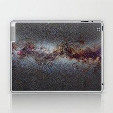 The Milky Way from Scorpio Antares and Sagitarius to North America Nebula in Cygnus Laptop & iPad Skin