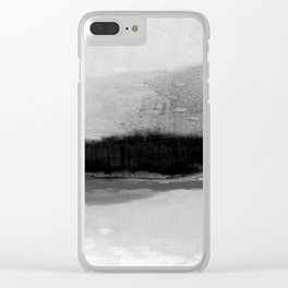 Illusions Of Bliss 1L by Kathy Morton Stanion Clear iPhone Case