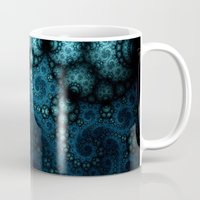 doom Mugs featuring Watery Doom by Keila Neokow