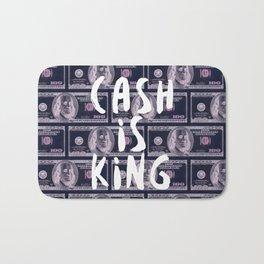 Cash is King Bath Mat