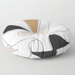 Thin Flow III Floor Pillow